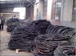 西宁3x120铝电缆回收-3芯400电缆回收