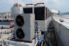 熱泵機組降噪處理措施