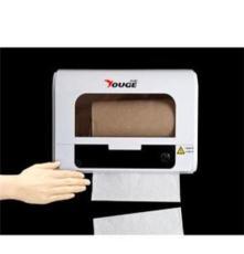廠家直銷 特價 廚房紙不銹鋼紙巾架 感應出紙 自動切斷 YG-Z1021B