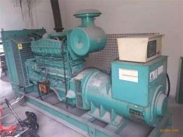 珠海金湾区回收旧发电机