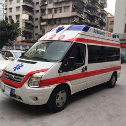 襄陽120救護車轉運服務24小時在線