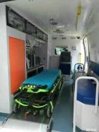 襄陽120救護車轉運立刻出發