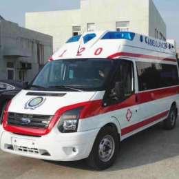 鄂州120救護車轉運危重病人首選