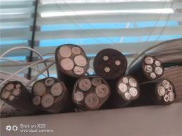 遵义3x300电缆回收-3芯120电缆回收