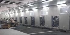 環保凈化除塵打磨房技術特點介紹