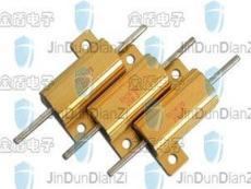 铝壳电阻器,线绕电阻,散热电阻