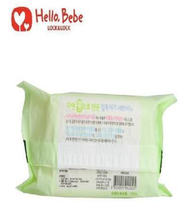 乐扣乐扣Hello Bebe纯植物天然大豆去污婴幼儿洗衣皂HBO200-OKR