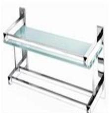 供應正迪ZD-ZWJ122  浴室玻璃置物架
