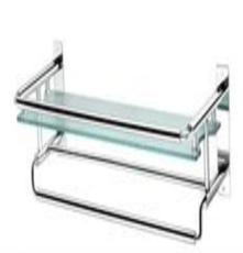 供應正迪ZD-ZWJ510  浴室玻璃置物架