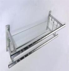 玻璃浴巾架