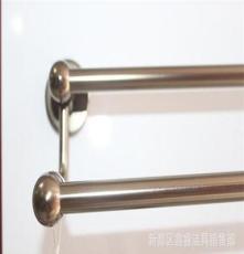 2012新品衛浴五金系列產品 雙桿毛巾桿 實拍!