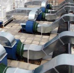 青海西寧自然通風器與互助通風工程銷售