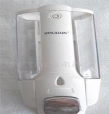 供應手動白色款皂液器HR-2198