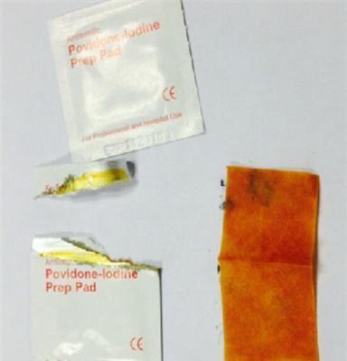 医用碘伏消毒棉片 洁之良品