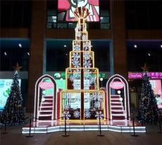 超大圣诞树报价 商场摆件超大型圣诞树价格