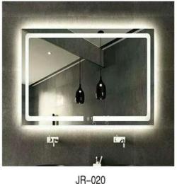 現代簡約 浴室鏡 貼墻壁掛衛浴鏡 洗手間鏡 衛生間鏡子