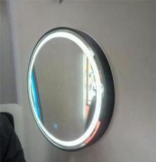 智能防雾浴室镜 挂墙式不锈钢镜箱 除雾带灯卫生间镜子