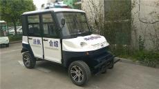 4轮4座电动巡逻车 物业巡逻车 保安巡逻车