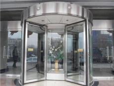 感应玻璃门控制系统