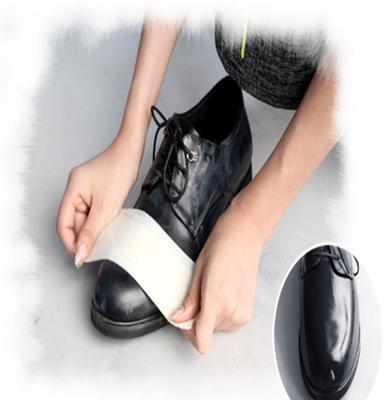 澳达牌擦鞋巾鞋油光亮持久,方便好用