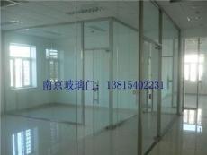 南京地弹簧玻璃门维修