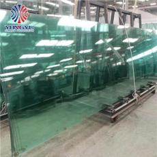 大尺寸弯钢化玻璃,最大高度12.5米