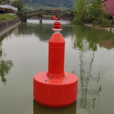 高分子聚乙烯航标急流警示浮标型号