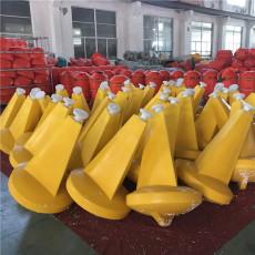 水域通航航标聚乙烯柱形浮标厂家批发