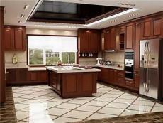 山東定制家居廠家定制 全實木現代中式電視柜地柜客廳電視機組合