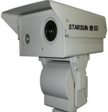 厂家星臣红外热成像智慧森林防火系统  机场安全系统激光一体机
