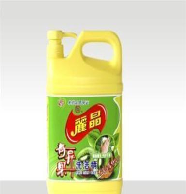 供应丽晶洗洁精2公斤(有泵)