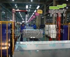 冰箱液晶面板装配线