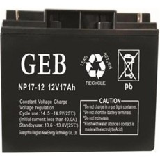 GEB蓄電池NP40-12 12V40AH直流屏專用