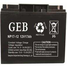 GEB蓄電池NP50-12 12V50AH風能發電專用