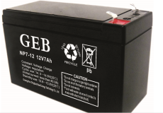GEB蓄電池NP65-12 12V65AH水利發電專用