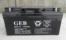 GEB蓄電池NP150-12 12V150AH技術參數