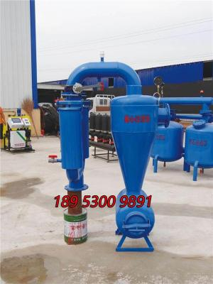 施肥灌溉机 4寸离心过滤器 叠片自动清洗