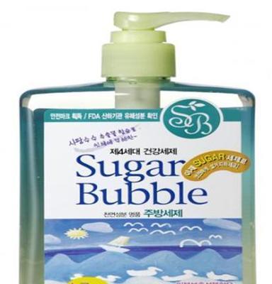 供应其他369糖泡洗洁精可以喝的洗洁精sugar bubble