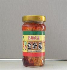 香辣金針菇加工 紅油香辣金針菇定做 香辣金針菇廠家