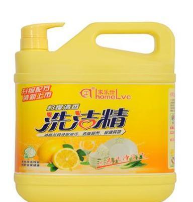 家乐仕 佛山厂家提供 厨卫清洁剂 生姜洗洁精 餐具专用