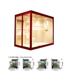 隆鑫那波利整体卫浴中国卫浴十大品牌之一