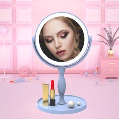 LED台式化妆镜介绍
