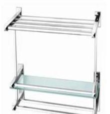 供應正迪ZD-ZWJ315  浴室玻璃置物架