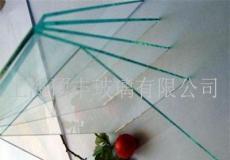透光的耐磨平板玻璃