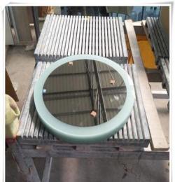河北沙河廠家加工透光16孔LED感應鏡片 觸摸感應玻璃鏡片