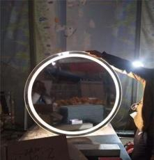 厂家专业定制 酒店宾馆公寓智能镜子 卫生间LED灯镜 带触摸开关