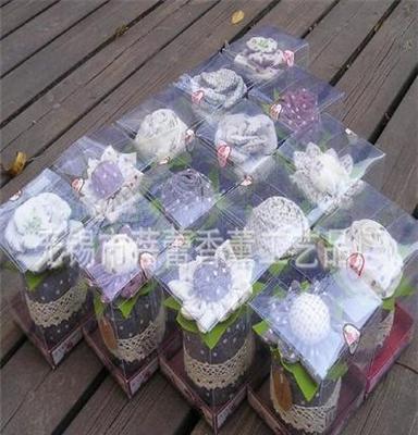 低价批发香味竹炭花香包花朵竹炭包摆件汽车空气净化创意礼品