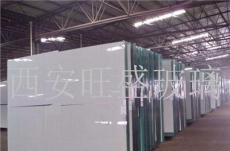 西安钢化玻璃隔断
