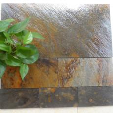 厂家批发天然青石板仿古锈石板锈色文化石