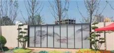 單雙層夾絲夾層山水畫工程玻璃工藝廠